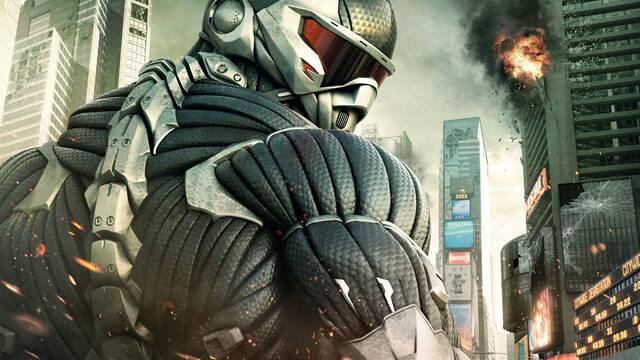 Crysis podría regresar dentro de poco a los videojuegos.