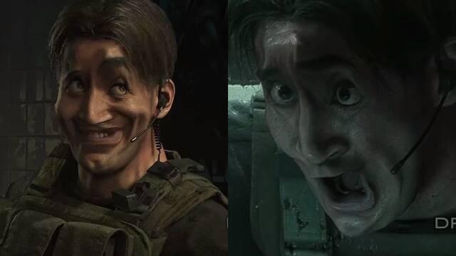 Resident Evil 3 Remake Animaciones faciales rotas
