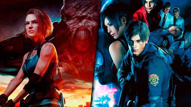 Resident Evil 3 Remake alcanza 2 millones, Resident Evil 2 Remake los 6,5 millones