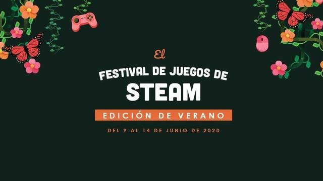 Steam Game Festival en junio