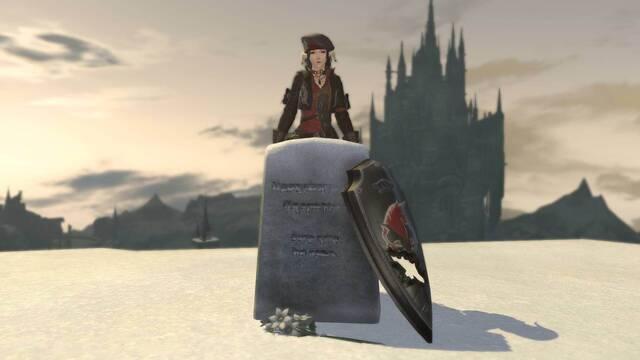 Final Fantasy XIV acoge un funeral online por un jugador fallecido por coronavirus.