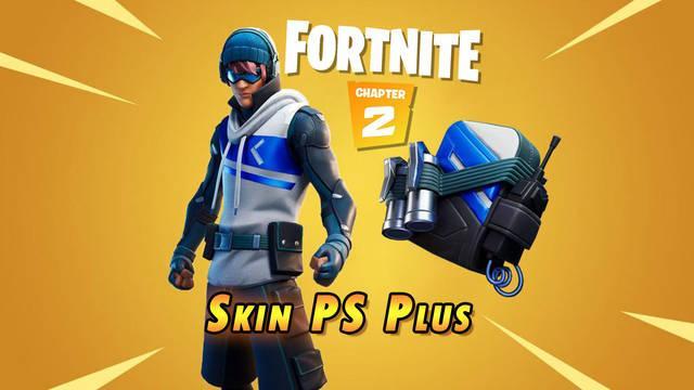 Fortnite: Skins PS plus