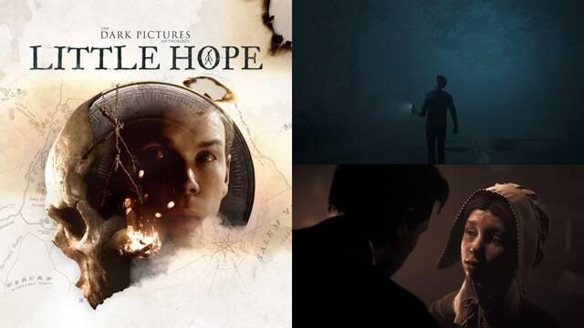 Little Hope muestra su tráiler de presentación.