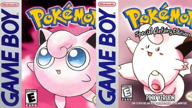 Nintendo trabajó en un 'Pokémon Rosa' como acompañamiento a Pokémon Amarillo, según un rumor.