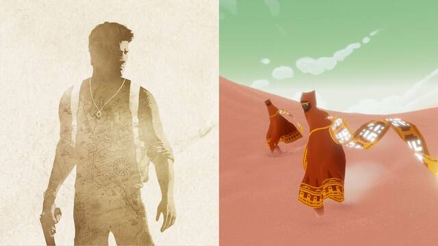 Uncharted: The Nathan Drake Collection y Journey gratis en PS4 por el coronavirus.