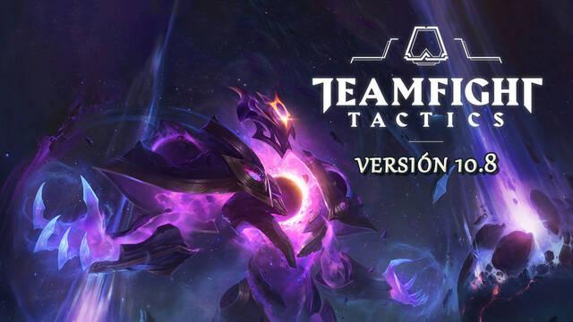 Teamfight Tactics update 10.8