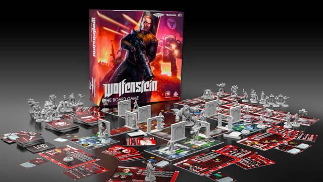 Wolfenstein, el juego de mesa, consigue su financiación