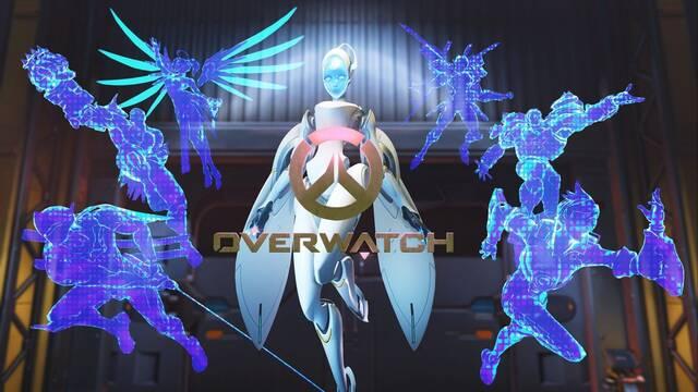 Echo llega a Overwatch