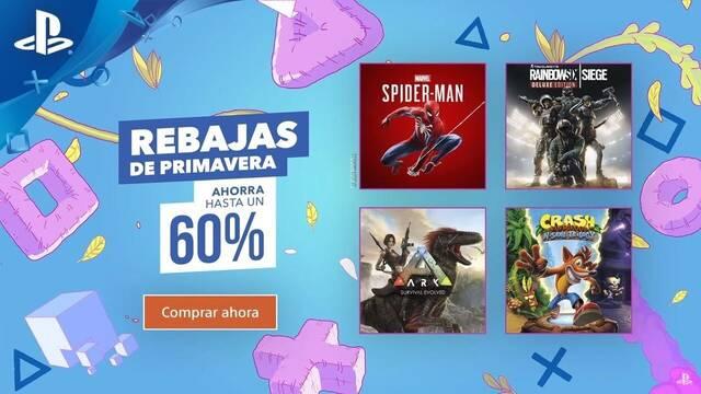 Rebajas PS Store nuevos descuentos