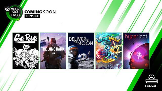 Nuevos juegos llegan a Xbox Game Pass en abril.