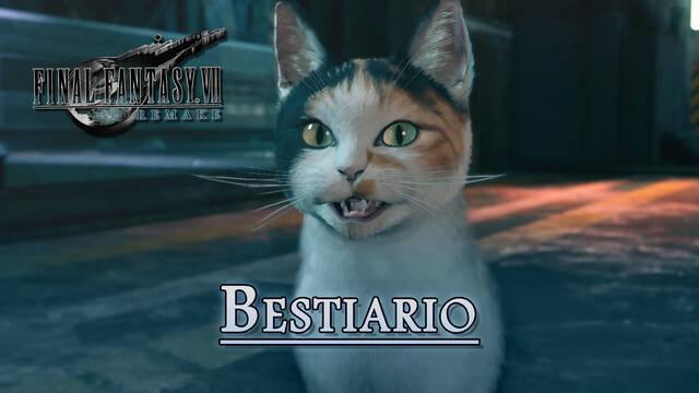 Final Fantasy VII Remake: todos los enemigos y cómo derrotarlos
