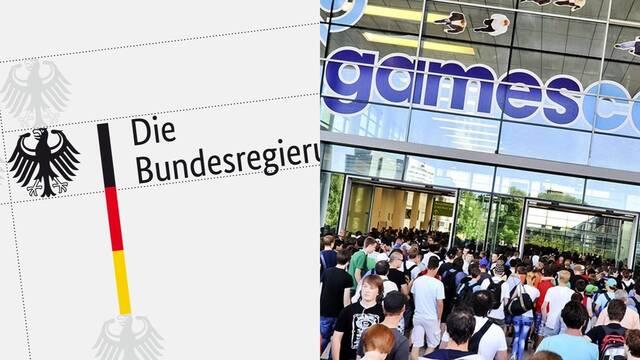 El gobierno alemán prohíbe eventos presenciales impidiendo la celebración de Gamescom 2020.