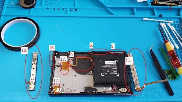 Nintendo Switch Fabricar