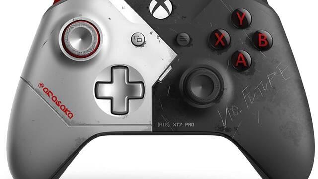 Cyberpunk 2077 Mando Xbox One