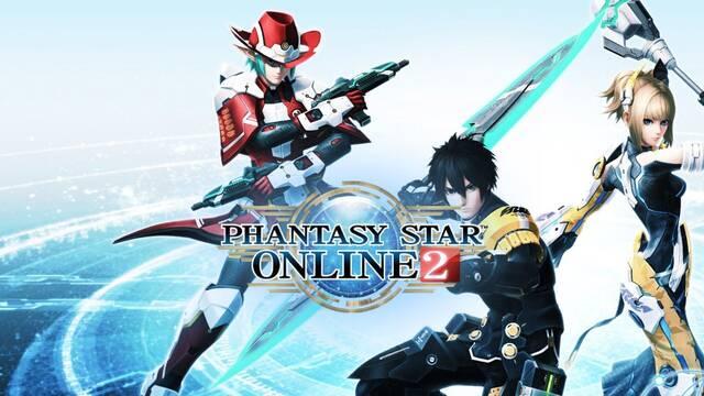 Phantasy Star Online 2 lanzamiento en EEUU