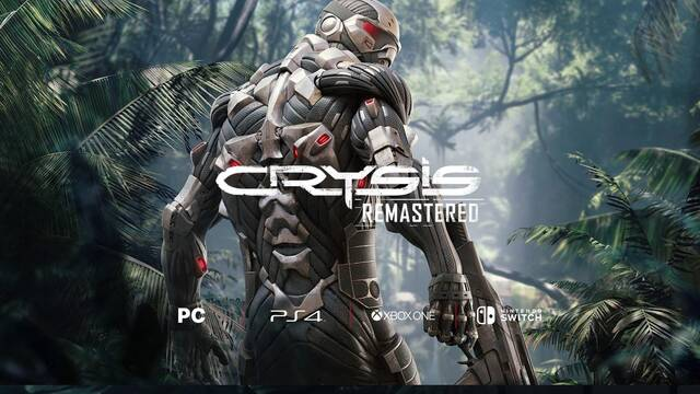 Crysis Remastered para PS4, Xbox One, Nintendo Switch y PC