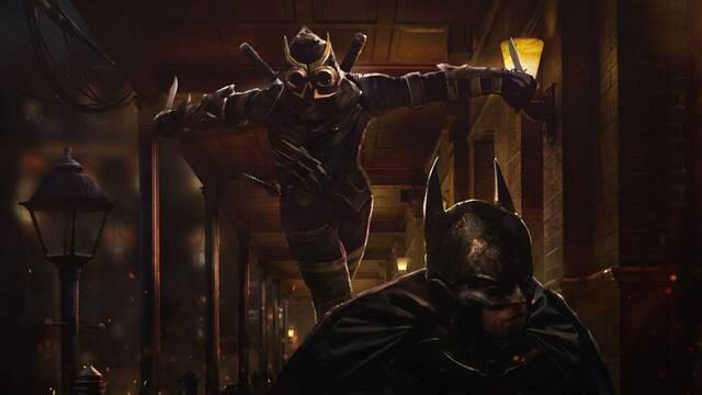Nuevos detalles del juego de Batman de WB Montreal.