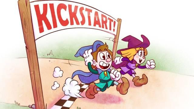 Enchanted Portals vuelve a Kickstarter tras cancelar su primera campaña.