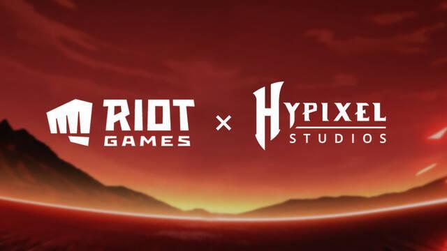 Riot Games compra Hypixel Studios, creadores de Hytale.