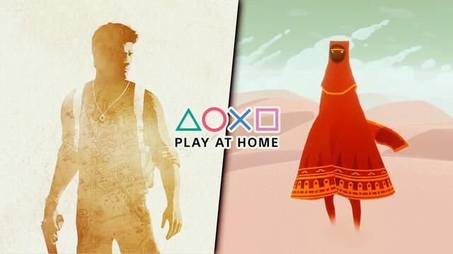 Uncharted y Journey gratis para todos los usuarios de PS4