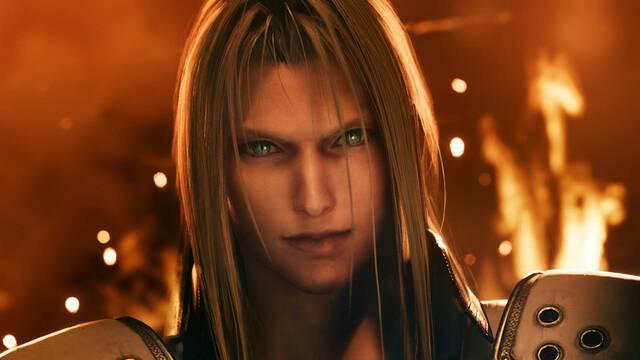 Final Fantasy 7 Remake Sephirot