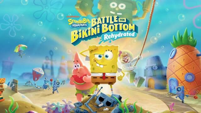SpongeBob SquarePants Battle for Bikini Bottom - Rehydrated y su lanzamiento