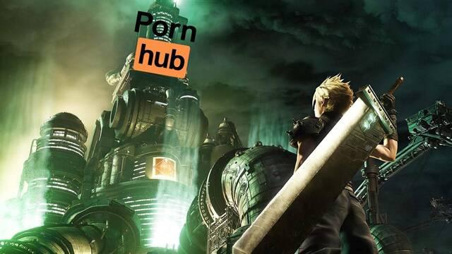 PornHub y FFVII Remake