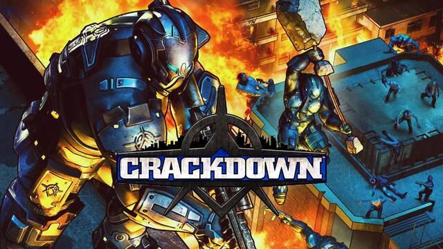 Crackdown 1 y 2 gratis