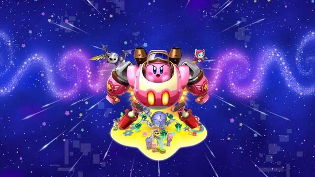 Kirby Nuevo Juego Sin acción