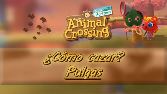 Cómo cazar pulgas en Animal Crossing: New Horizons