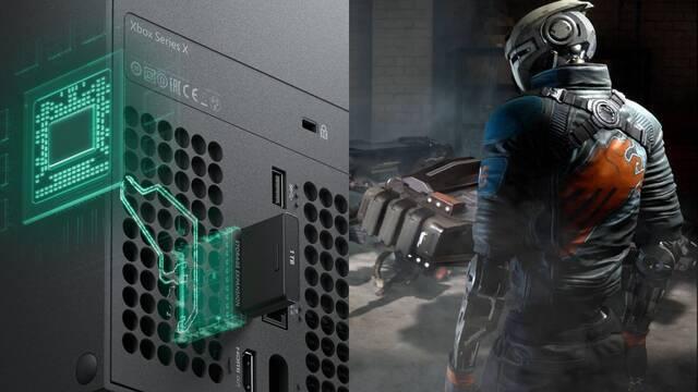 PS5 Xbox Series X SSD Disintegration