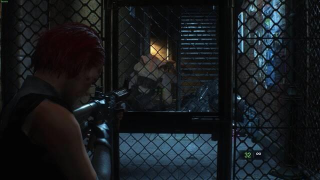 Resident Evil 3 y su mod de dinosaurios