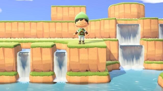 Zelda en Animal Crossing