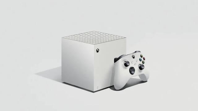 Xbox Series S agosto