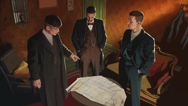 Anunciado Peaky Blinders: Mastermind para PS4, Xbox One, Switch y PC.