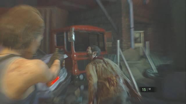 Cómo hacer un esquive perfecto en Resident Evil 3 Remake
