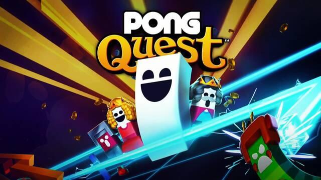 Anuncio de Pong Quest