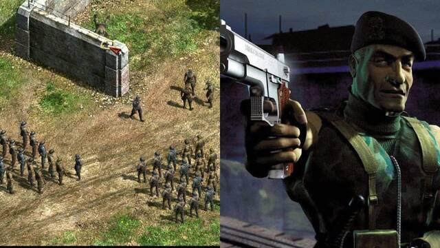 Más detalles acerca del nuevo juego de Commandos.