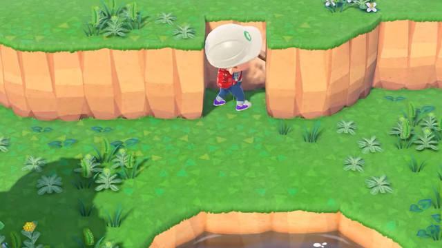 Animal Crossing: New Horizons - Terraforming y permisos de Obras públicas