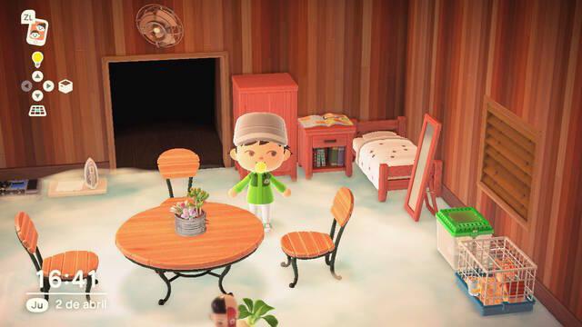 Cómo personalizar muebles y objetos en Animal Crossing: New Horizons