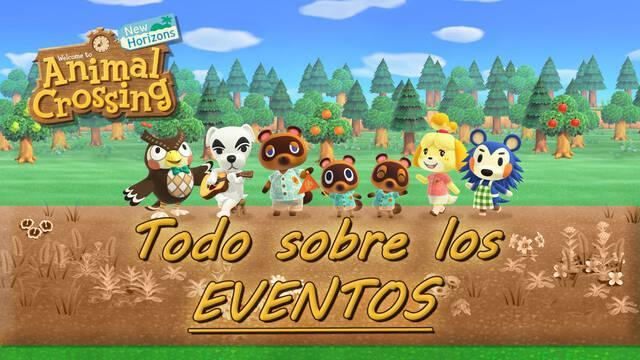 Todos los Eventos en Animal Crossing: New Horizons - Detalles, fechas y más