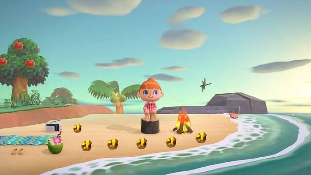 Cómo conseguir pepitas de oro en Animal Crossing New horizons y herramientas