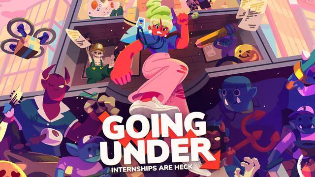 Going Under saldrá en PS4, Xbox One, Switch y PC a mediados de 2020.