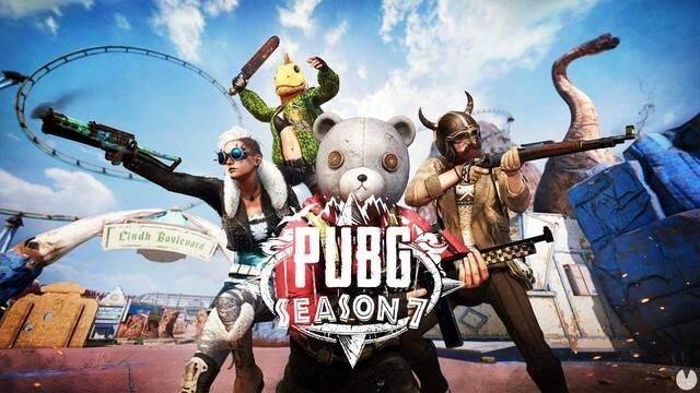 PUBG recibe la Temporada 7