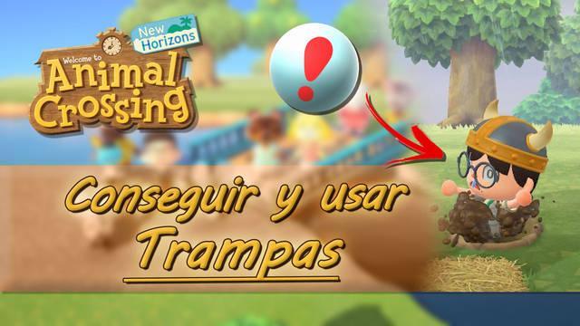 Cómo conseguir trampas en Animal Crossing: New Horizons