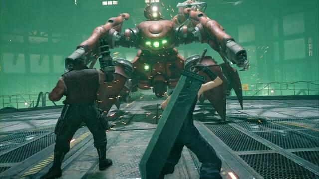 Escorpión guardián y cómo derrotarlo en Final Fantasy VII Remake