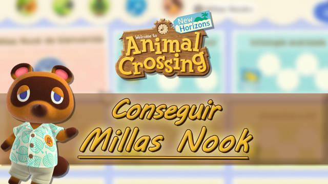 Cómo conseguir Millas Nook en Animal Crossing: New Horizons