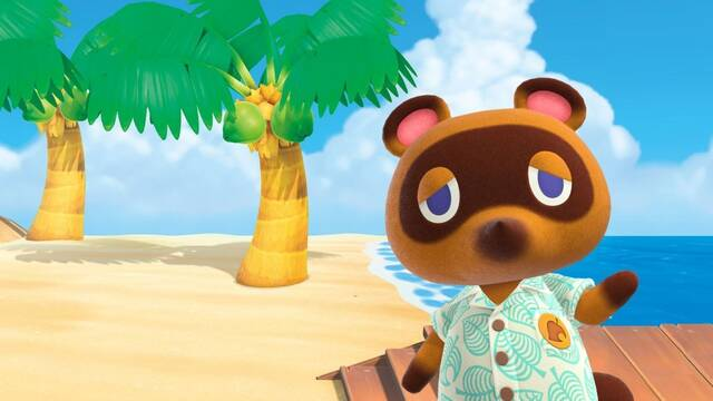 Animal Crossing: New Horizons vendió cinco millones de copias digitales en marzo.