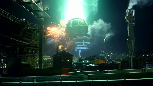 Capítulo 2: Encuentros fatídicos  al 100% en Final Fantasy VII Remake