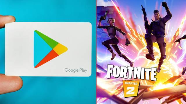 Frotnite llega a Google play